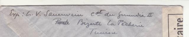 """Lettre de """"La Pêcherie"""" -Bizerte du 11.07.1940. _1_11"""