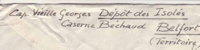 Dépôt des Isolés - Caserne Béchaud - Belfort. _1_13