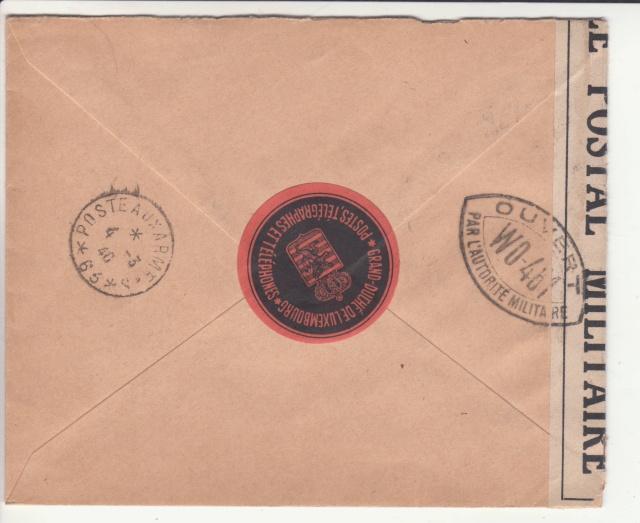 Lettre destinée au Capitaine de la Cie 301/1 COA Secteur postal 63. _6_00011