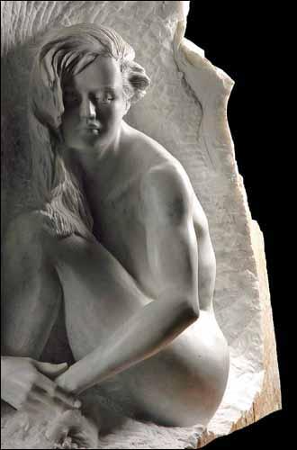 Les marbres des jardins....et du manoir Parisa10