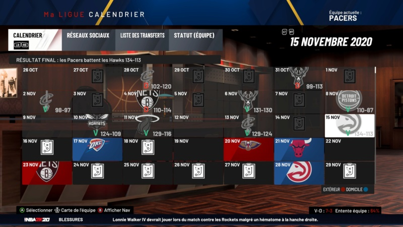 Indiana Pacers 2020-2021 20200438