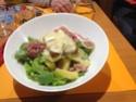 [Plat] : Salade Raclette Salade10