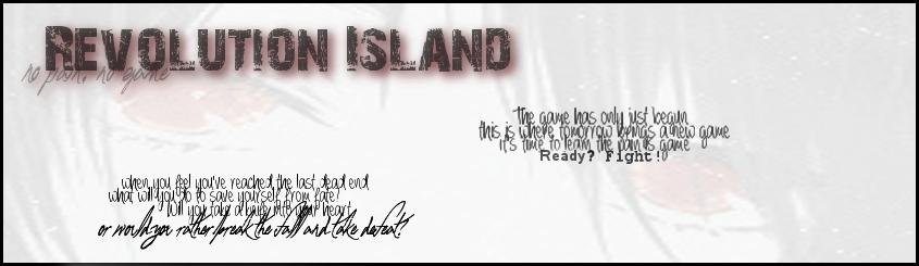 Revolution Island
