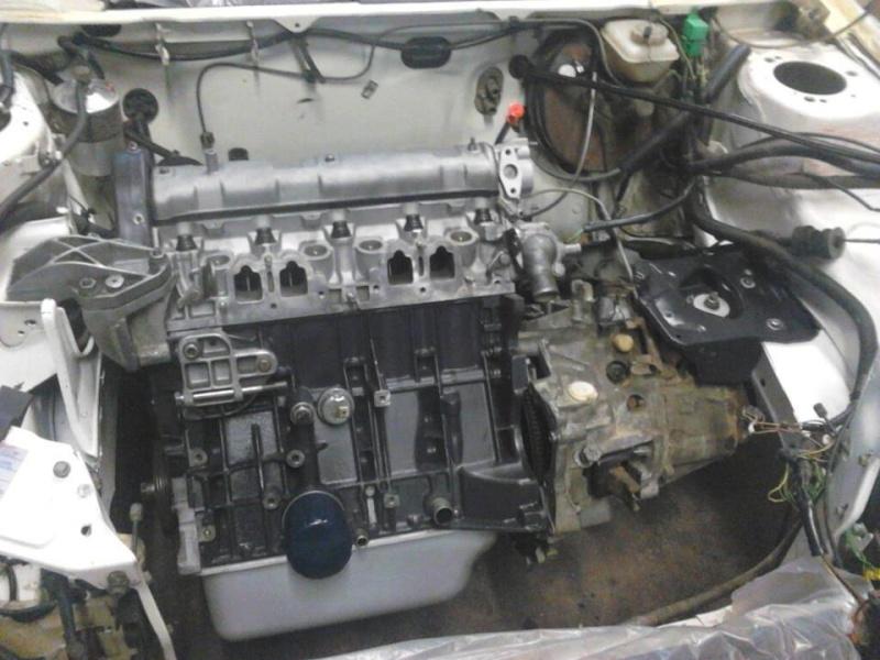 [ Mazoutix] 205 GTi 1.6 115cv blanc meije 1988 - Page 6 57548010