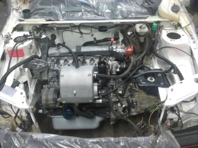 [ Mazoutix] 205 GTi 1.6 115cv blanc meije 1988 - Page 6 93507810