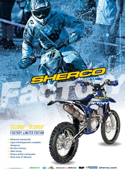 SHERCO FACTORY EDITION LIMITED Sherco10