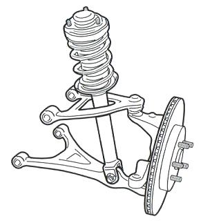 6. Suspension - B. Caractéristiques des divers types de suspensions 8_doub10