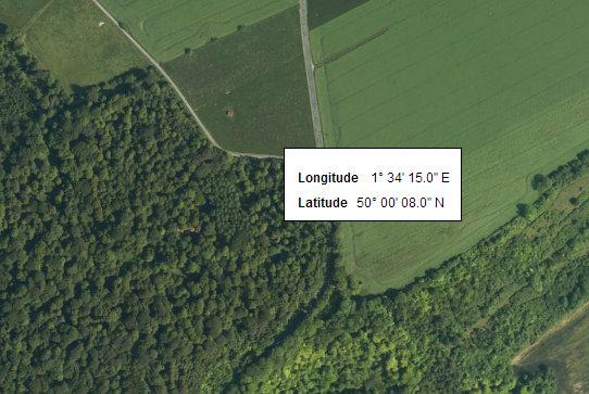 Latitude, longitude, GPS Captur11