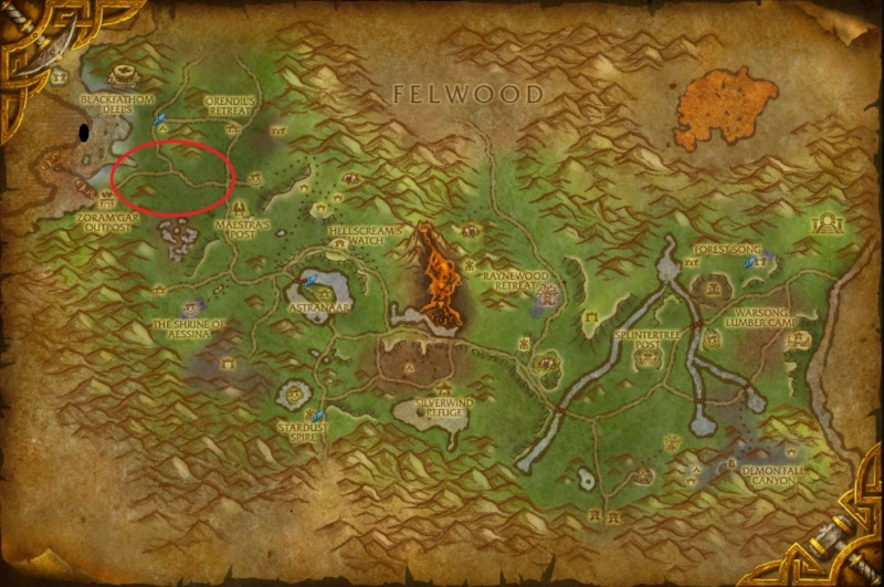 The Road through Kalimdor [Northern Kalimdor, patch 5.3] Ashenv11