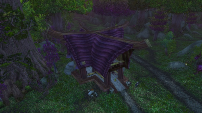 The Road through Kalimdor [Northern Kalimdor, patch 5.3] Wowscr12
