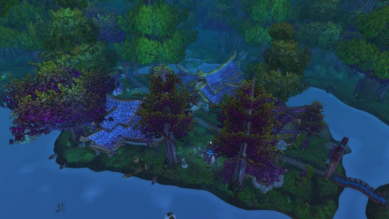 The Road through Kalimdor [Northern Kalimdor, patch 5.3] Wowscr13