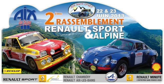 - 2e Rassemblement Renault Sport et Alpine à Aix-les-Bains - Haute_12