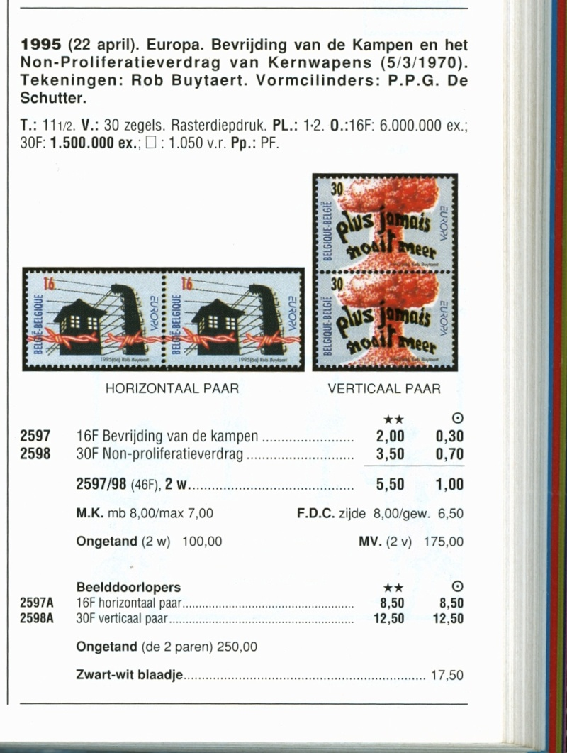 Briefmarken - Briefmarken mit durchlaufenden Markenbild Cob_do10