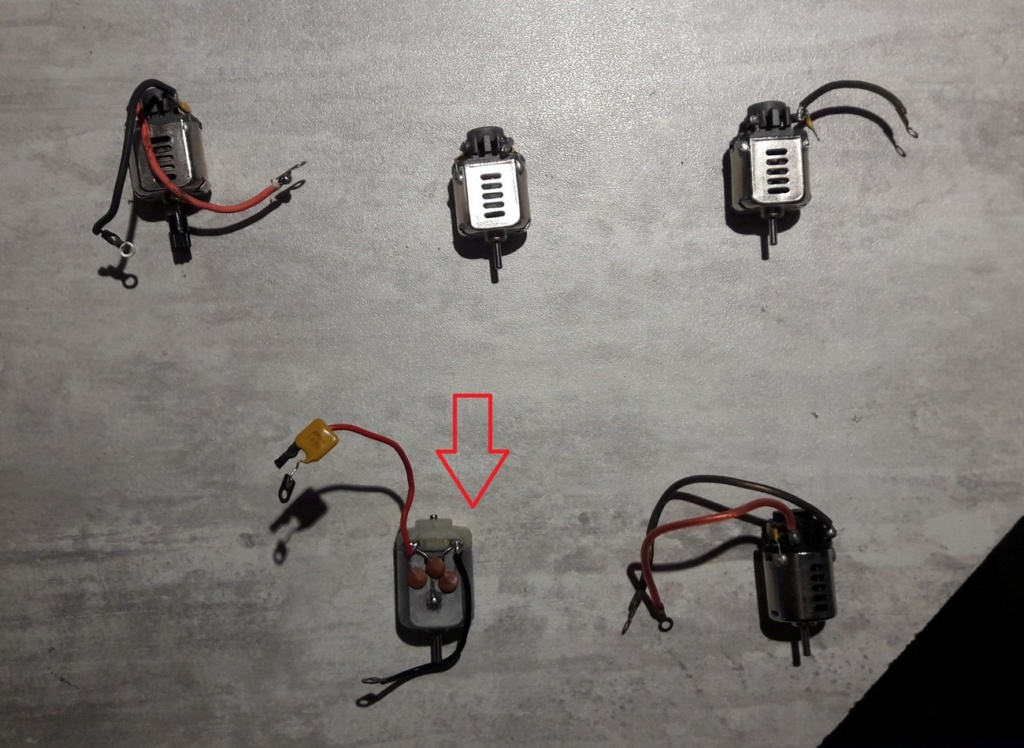 puissance des moteurs 18070210