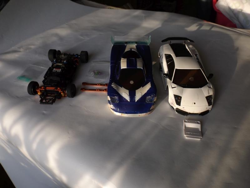 (Mini z MR03 (charbon)) -voiture vendue , post a supprimer , merci .  Dscf5415