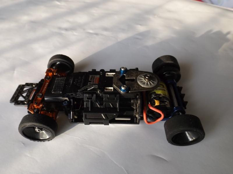 (Mini z MR03 (charbon)) -voiture vendue , post a supprimer , merci .  Dscf5418