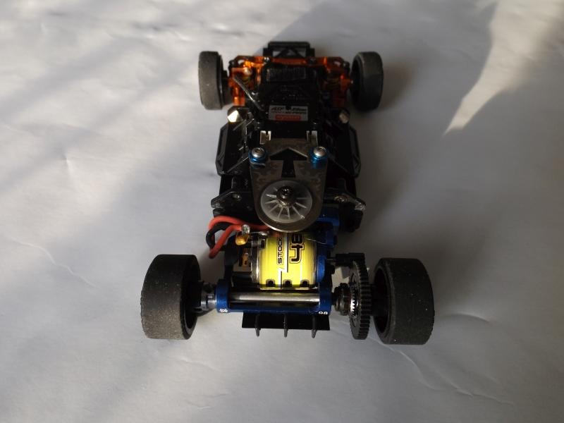 (Mini z MR03 (charbon)) -voiture vendue , post a supprimer , merci .  Dscf5419