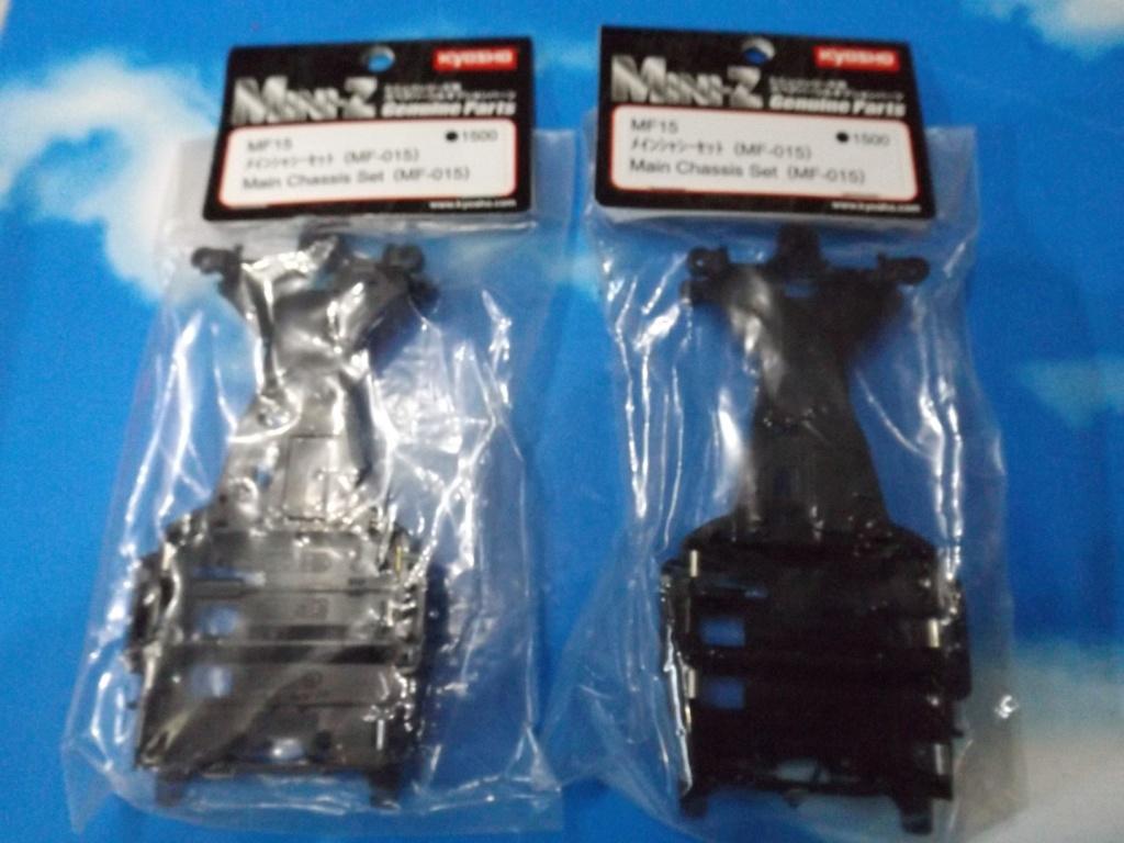 vend une F1 2,4Ghz optionnée pour la compétition et plein de piéces détachées neuves  Dscf5450