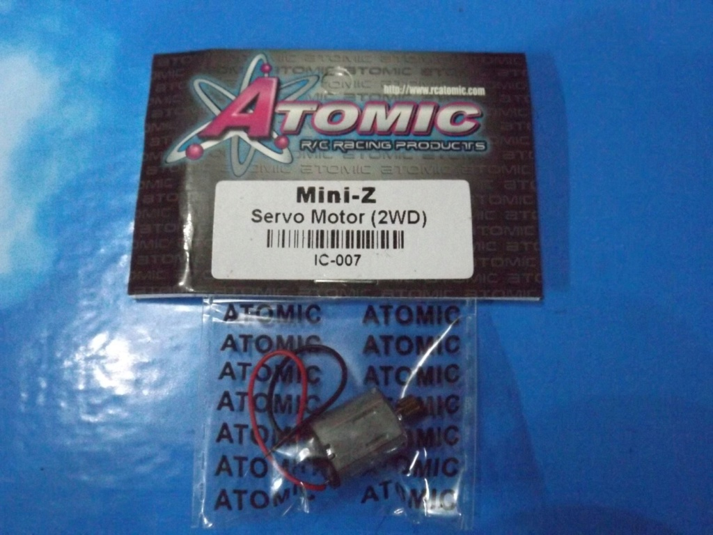 vend une F1 2,4Ghz optionnée pour la compétition et plein de piéces détachées neuves  Dscf5453