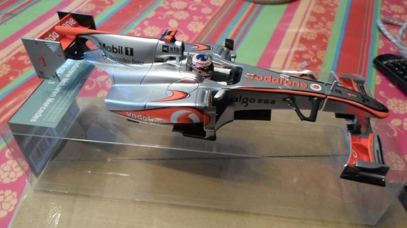 vend une F1 2,4Ghz optionnée pour la compétition et plein de piéces détachées neuves  Mc_lar10