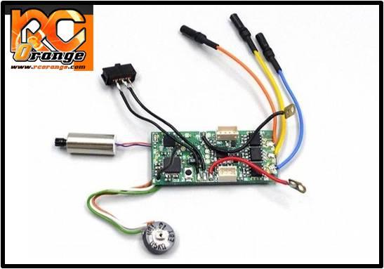 [Resolu]Besoin d'aide pour ressouder fils moteur servo Mz50310
