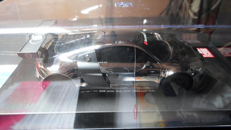 vend carrosserie d'AUDI R8 LMS Chromée  Sam_1114