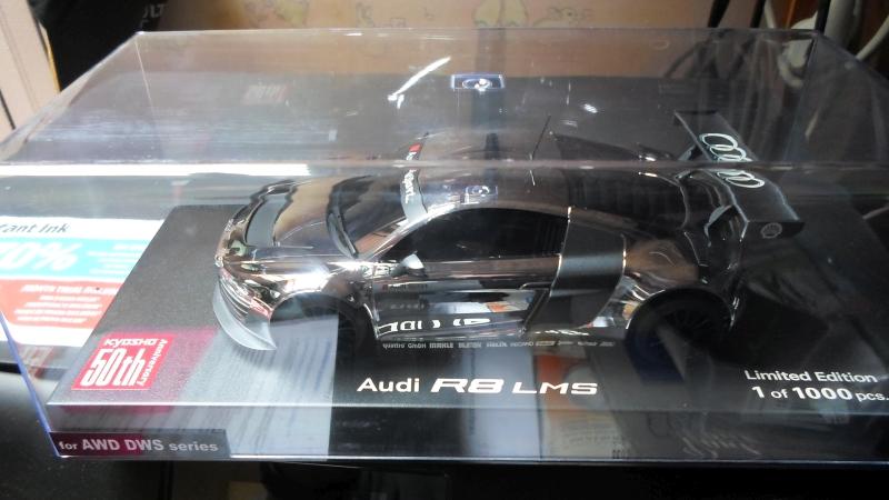 vend carrosserie d'AUDI R8 LMS Chromée  Sam_1115