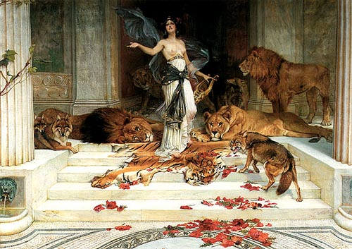 MYTHOLOGIE GRECQUE : L'ODYSSÉE d'HOMÈRE Circa-10