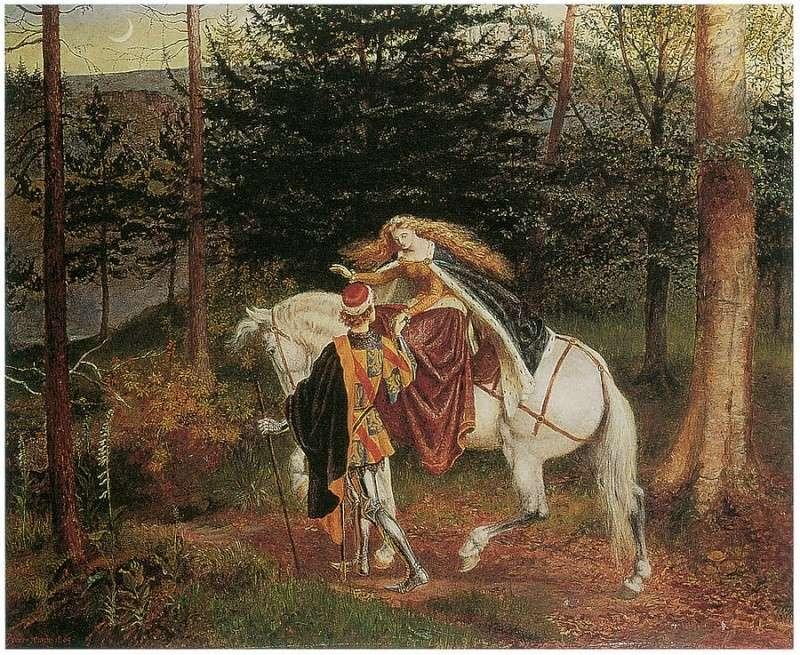 WALTER CRANE (1845-1915) La-bel10