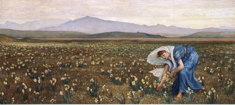 WALTER CRANE (1845-1915) La_pri10
