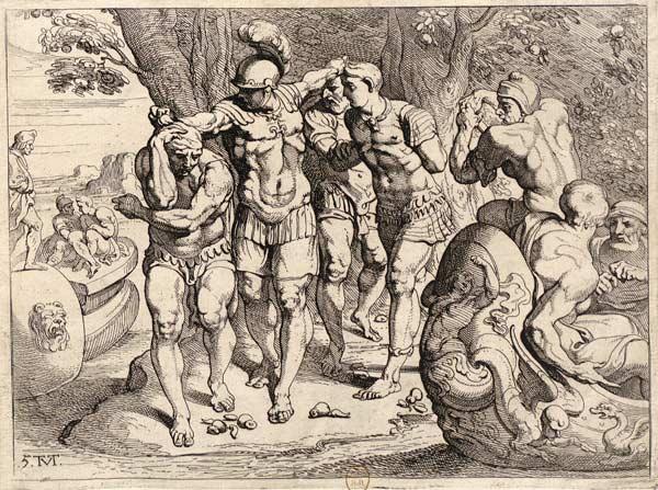 MYTHOLOGIE GRECQUE : L'ODYSSÉE d'HOMÈRE Lotoph11