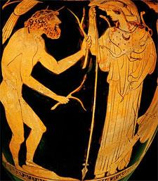 MYTHOLOGIE GRECQUE : L'ODYSSÉE d'HOMÈRE Nausic10