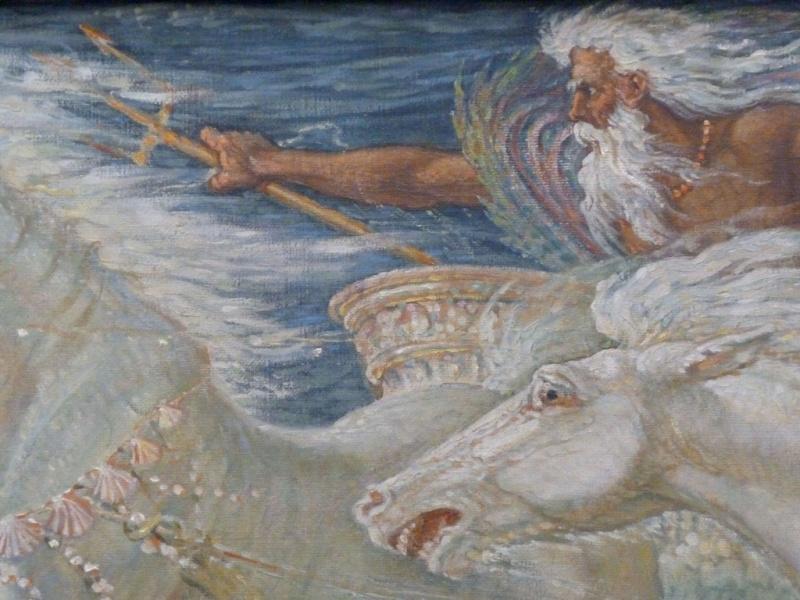 WALTER CRANE (1845-1915) Neptun10