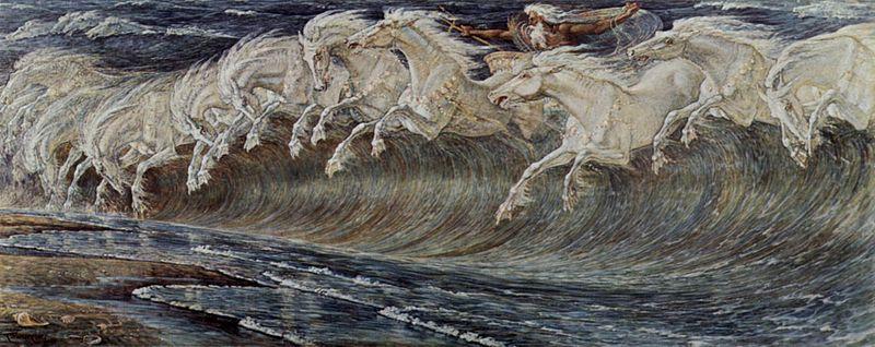 WALTER CRANE (1845-1915) Neptwa10