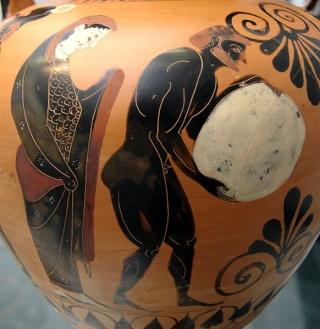 MYTHOLOGIE GRECQUE : L'ODYSSÉE d'HOMÈRE Sisyph10
