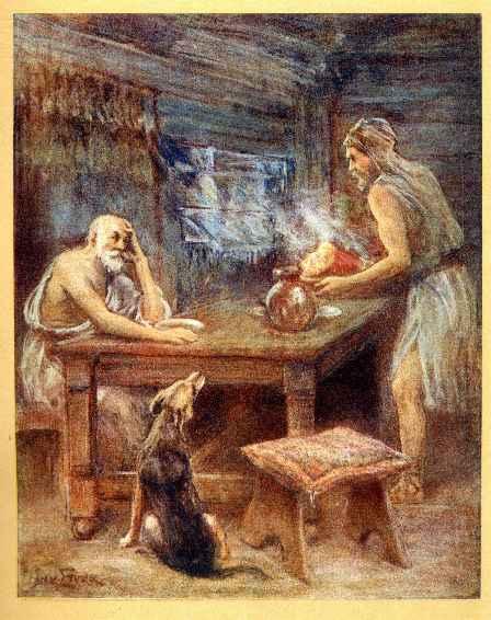 MYTHOLOGIE GRECQUE : L'ODYSSÉE d'HOMÈRE Styka011