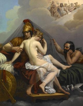 MYTHOLOGIE GRECQUE : L'ODYSSÉE d'HOMÈRE Triang10