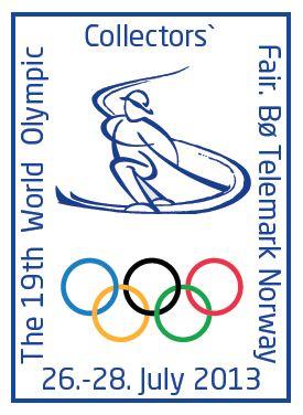 19e Foire Mondiale des Collectionneurs Olympiques - Norvège 2013 Fair_b10