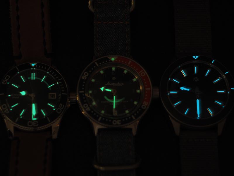 ward - Comparatif Akrone K-02 Vostok Amphibia Ward Trident Lum_1010
