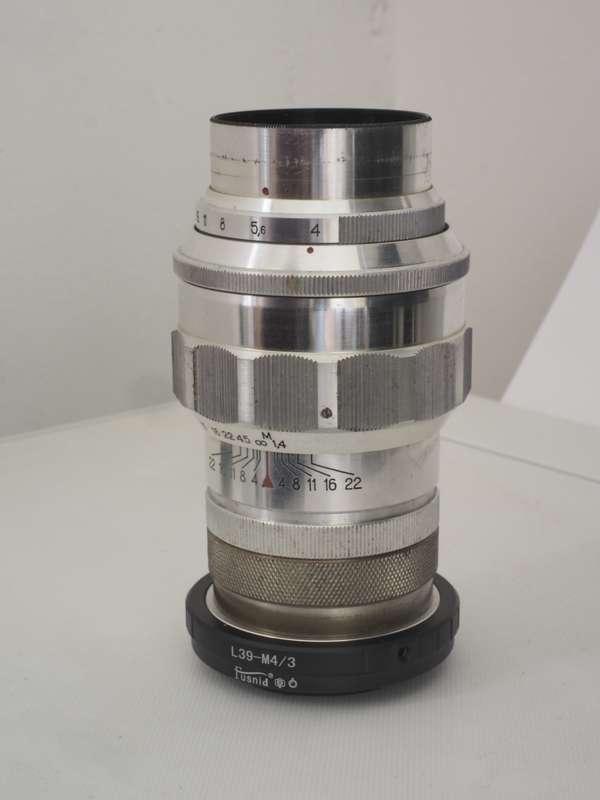 Jupiter 11 135mm 4.0 monture m4/3 Baisse de prix Pa100013