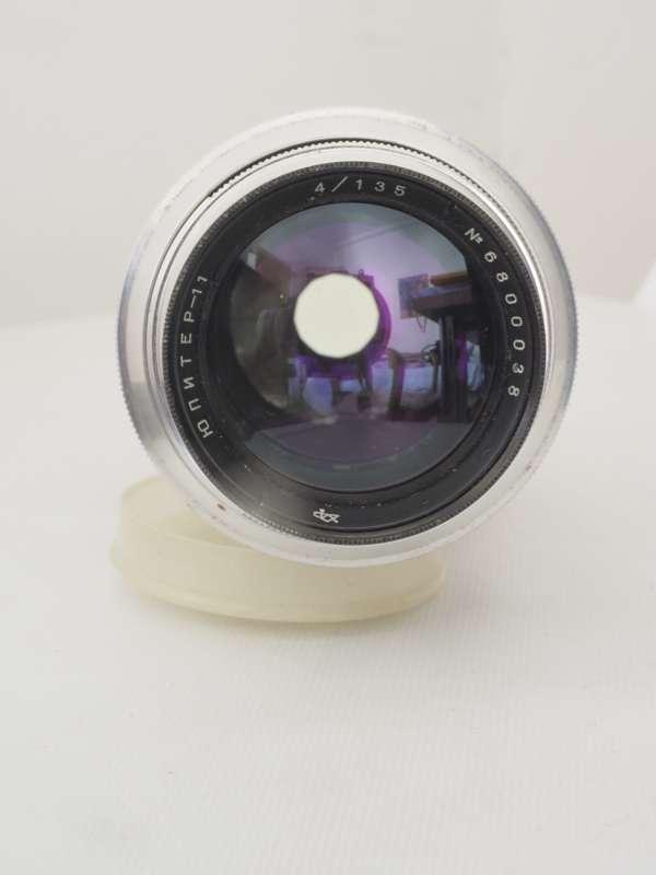 Jupiter 11 135mm 4.0 monture m4/3 Baisse de prix Pa100014