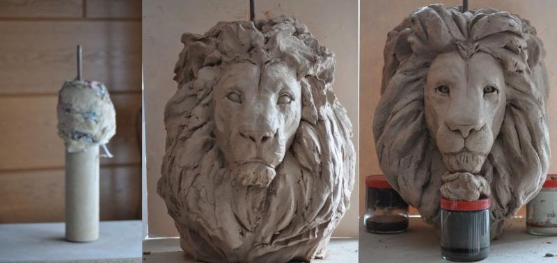 Têtes de lions - Page 2 210
