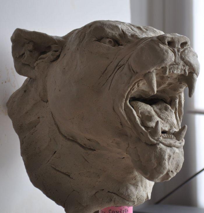 Têtes de lions 710