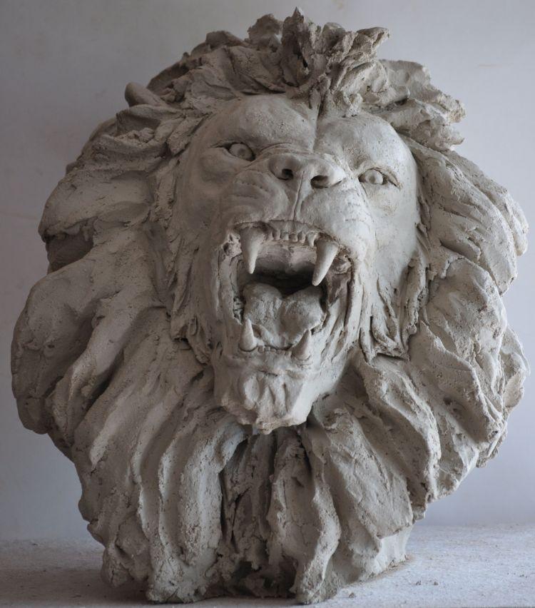 Têtes de lions L1b10