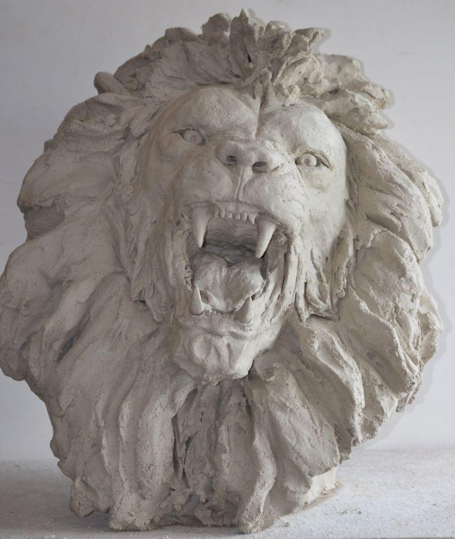 Têtes de lions L2a1110