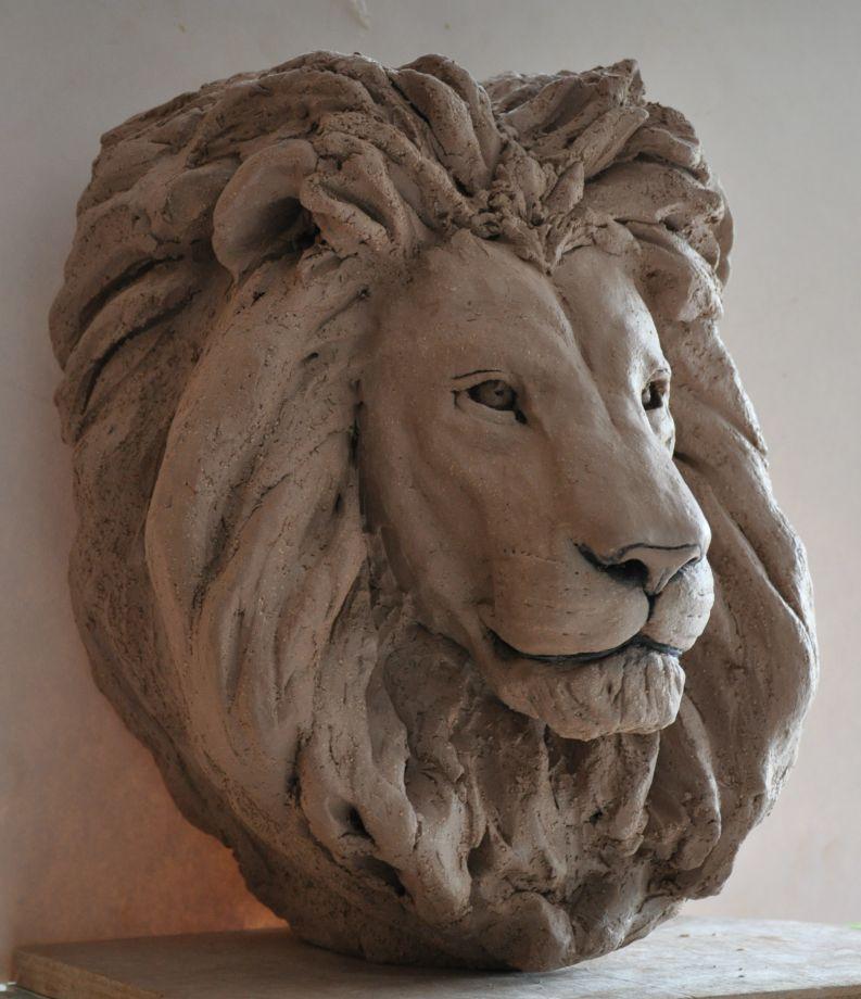 Têtes de lions - Page 2 Tetede10