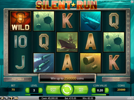 Big Win On New Slot Silent Run At Vera & John Casino Player Won €36,032  F6fo2l10