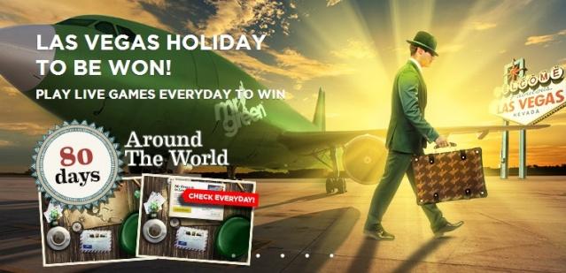 Mr Green Around The World In 80 Days Promotion Mrgree11