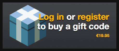Vendo Gift Code Minecraft Premium! Scherm16