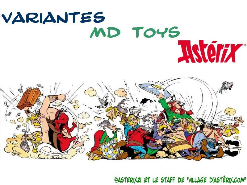 Astérix® les Variantes d'Hier et d'Aujourd'hui [Le Catalogue] Acceui19